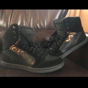 Brand new Etnies Cheetah Leopard Skater Shoe 8.5